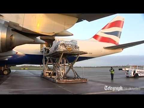 Typhoon Haiyan  UK aid plane leaves for Philippines