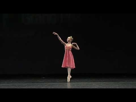 Katia Almayeva, 14, performs Gamzatti Variation YAGP New York 2011 Music Videos