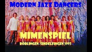 Modern Jazz Dancers MIMENSPIEL 1993 (memo G.I. Gurdjieff)