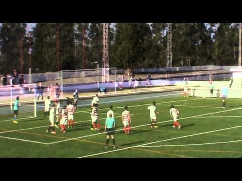 Juniores | SC S�o Jo�o de Ver B 2-2 ADC Sanguedo