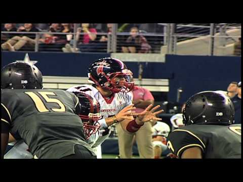 Playoffs Week 2 - South Oak Cliff Golden Bears vs Frisco Centennial Titans