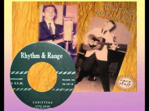 Snow Hank - On the Rhythm Range