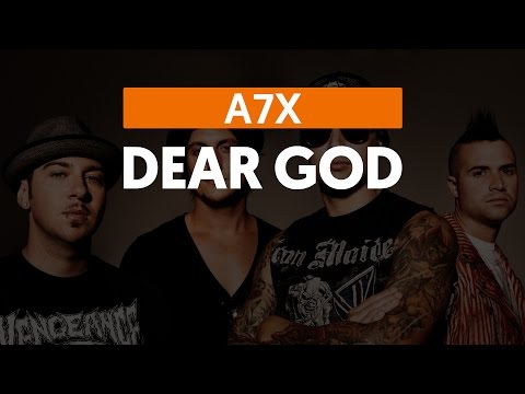 Dear God - Avenged Sevenfold (aula De Violão) video