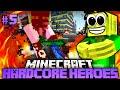 Der FEURIGE ENDKAMPF!! - Minecraft Hardcore Heroes 2 - #05 [Deutsch/HD]