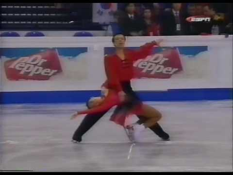 Shen & Zhao 申雪 - 趙宏博 (CHN) - 1999 World Figure Skating Championships, Pairs' Short Program