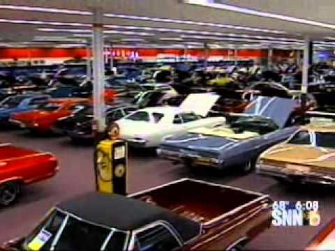 Walmart muscle car garage youtube for American classics garage