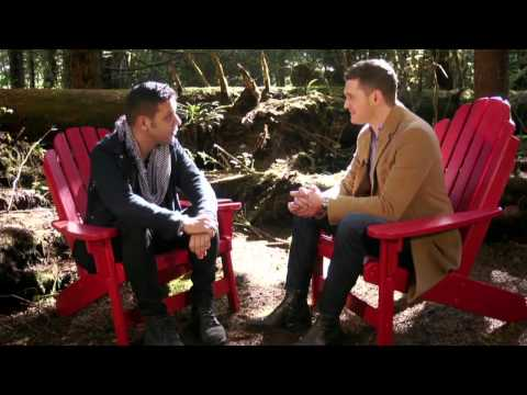 Michael Bublé on George Stroumboulopoulos Tonight: INTERVIEW