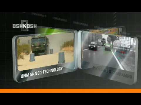 The Power of Big Ideas - Oshkosh Truck Corporate Video