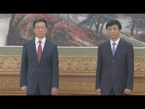 중국, 평창에 당서열 7위 파견…시진핑 참석 불투명 / 연합뉴스TV (YonhapnewsTV)