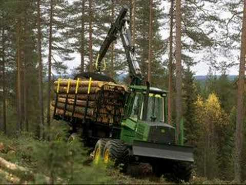 john deere green Video