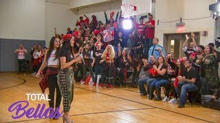 The Bellas thank their fans at a pep rally: Total Bellas, March 17, 2019