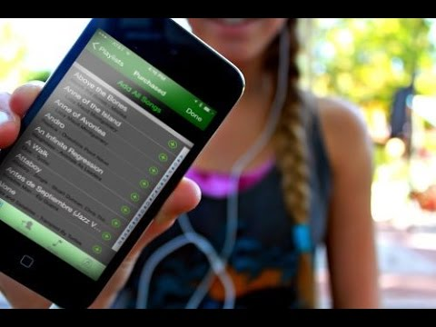 How to Transfer (Export) your iTunes Playlists to Spotify using your iPhone or iPad