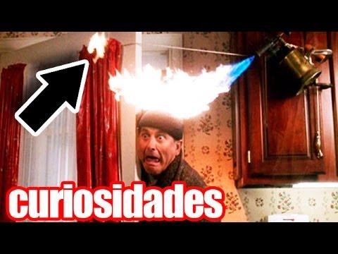 Curiosidades Mi Pobre Angelito / Home Alone Curiosities Mistakes Movie