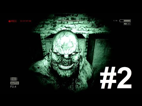 Im A Big Pussy - Fábio Plays - Outlast Gameplay   Part 2 video