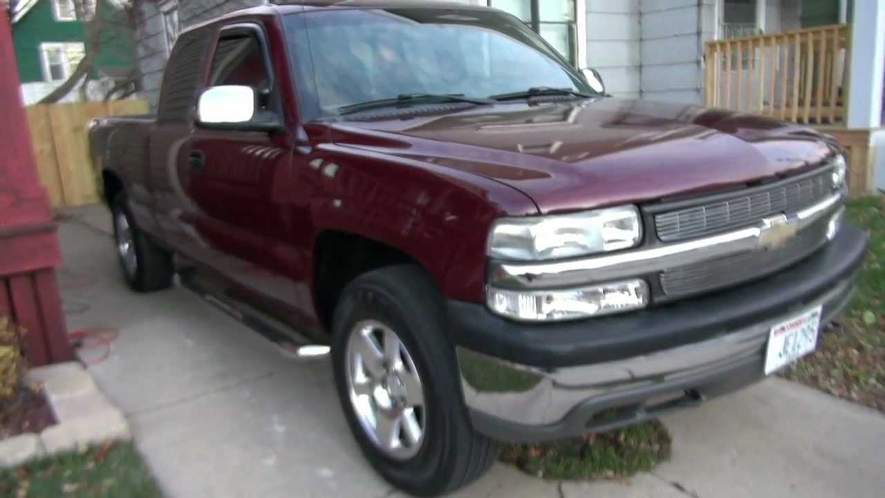 Z71 Chevy Truck My 2000 Chevy Silverado Z71 Project By Request - YouTube