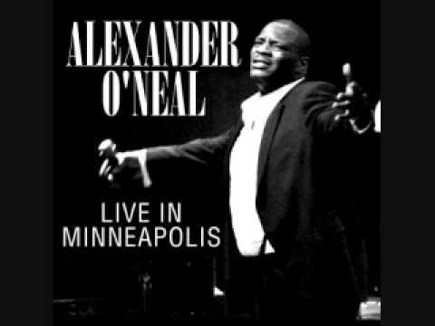 Aphrodisia - Alexander O'Neal Live in Minneapolis