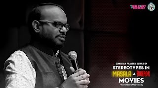 Stereotypes in Masala & Horror Movies- #TamilStandUpComedy video by Praveen Kumar