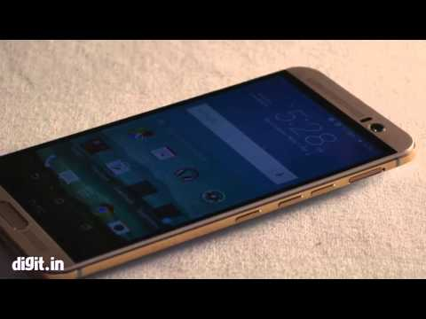 First impressions - HTC One M9+