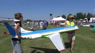 4.Airlinertreffen RC Iljuschin 62 by Norbert Rauch 2017