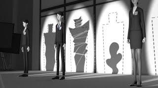 Shadow Thief(그림자 도둑)-각기 다른 모양의 그림자를 가진 세상에서 적응하지 못하는 주인공의 이야기_청강대 애니메이션스쿨 졸업작품(animation)