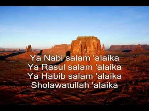 opick ya nabi salam