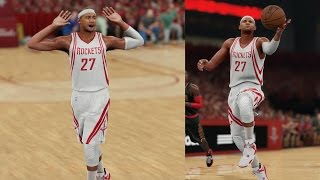 NBA 2K16 PS4 My Career - Leaning for a Splash! Playoffs NFG2