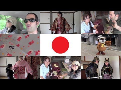 Couch Surfing World Tour – Japan – Part 1 – Speak Fluent English Confidently with Drew Badger
