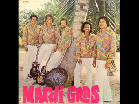 Mardi Gras, Barbados steelpan, featuring Sid Serrao -  LP (10 tracks)