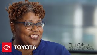 When Dreamers Do: Tina Watson | Toyota