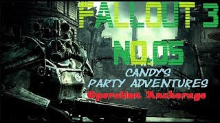 Candy's Party Adventures#05 (Operation Anchorage)(Fallout 3) Modded (Very Hard)