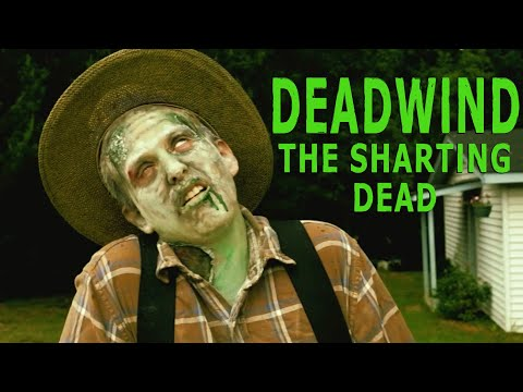 Deadwind: The Sharting Dead - (B-Horror Movie, Zombie Film)