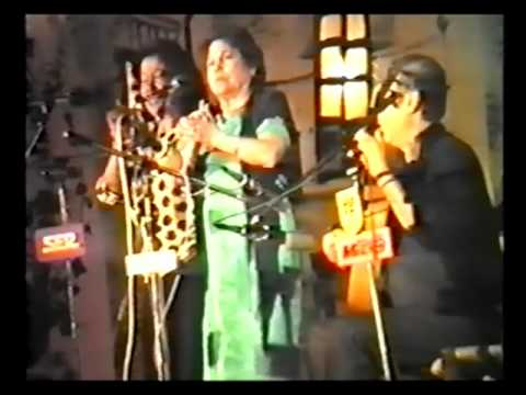 FESTIVAL DE RONDA 1-PRIMEROS 80-CUANDO LOS FESTIVALES ERAN FESTIVALES DE ARTE JONDO