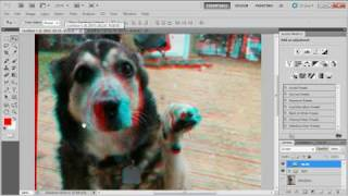 Tutorial - Real 3D glasses effects
