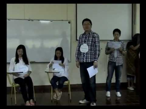 Drama Bahasa Indonesia Informal Bipa : Bawang Merah Bawang Putih