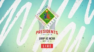 Ateneo Blue Eagles vs. San Beda Red Lions - Game 3 | Champions Showdown | PCCL Presidents Cup 2018