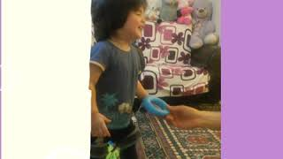 Cute baby playing so funny😁😁