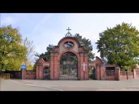 Cmentarz  Nowofarny W Bydgoszczy 2016  09