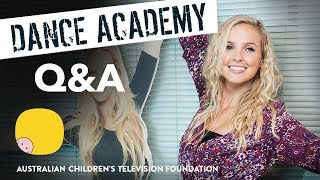 Dance Academy Movie Q&A Webinar