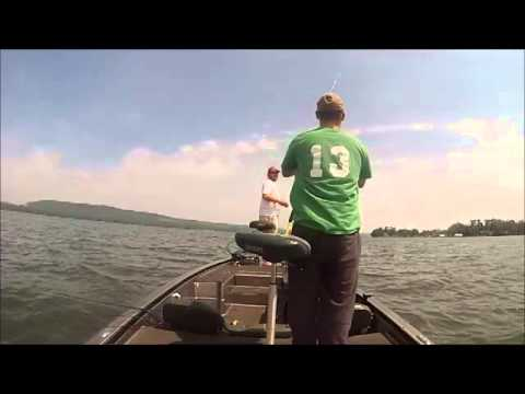 Best5Zach Presents: Ledge Fishing on Guntersville Lake