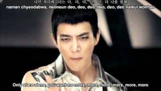 SHINee Lucifer MV english subs romanization hangul