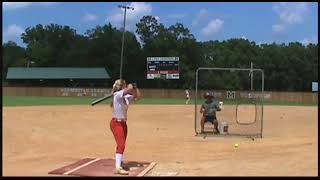 Annslee Basham 2018 Skills Video