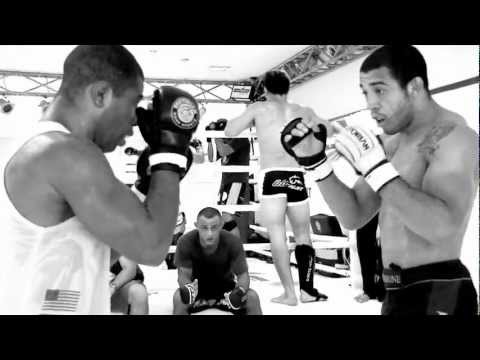 JOSE ALDO'S TRAINING CAMP