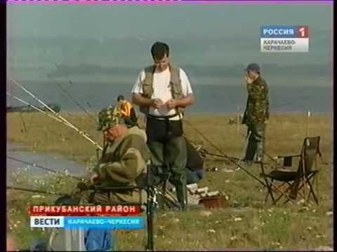 рыбалка на каналах в каратаево
