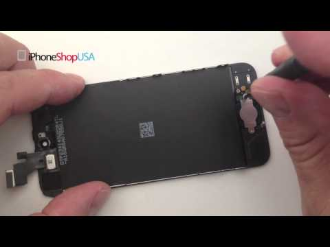 iPhone 5 Repair Guide and Screen Teardown Tutorial