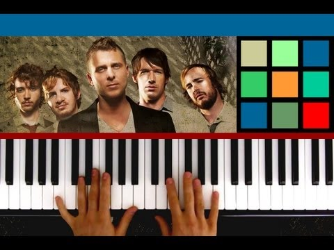 How To Play Apologize Piano Tutorial  Sheet Music (One Republic...