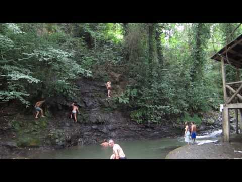 Natural Swimming Place Batumi