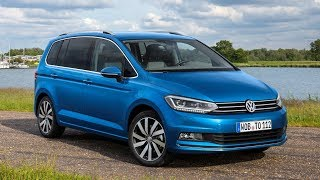 Volkswagen Touran 2019 Car Review