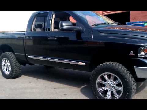 Ram on 35 Inch Mud Tire's