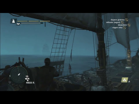 Assassin's Creed 4 Blackflag - Os Navios Lendários