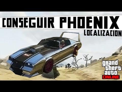 GTA V Online : Cómo conseguir Imponte Phoenix - Localización y consejos